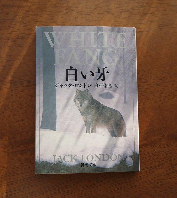 ジャック・ロンドン『野性の呼び声』を読みました。: my photo diary